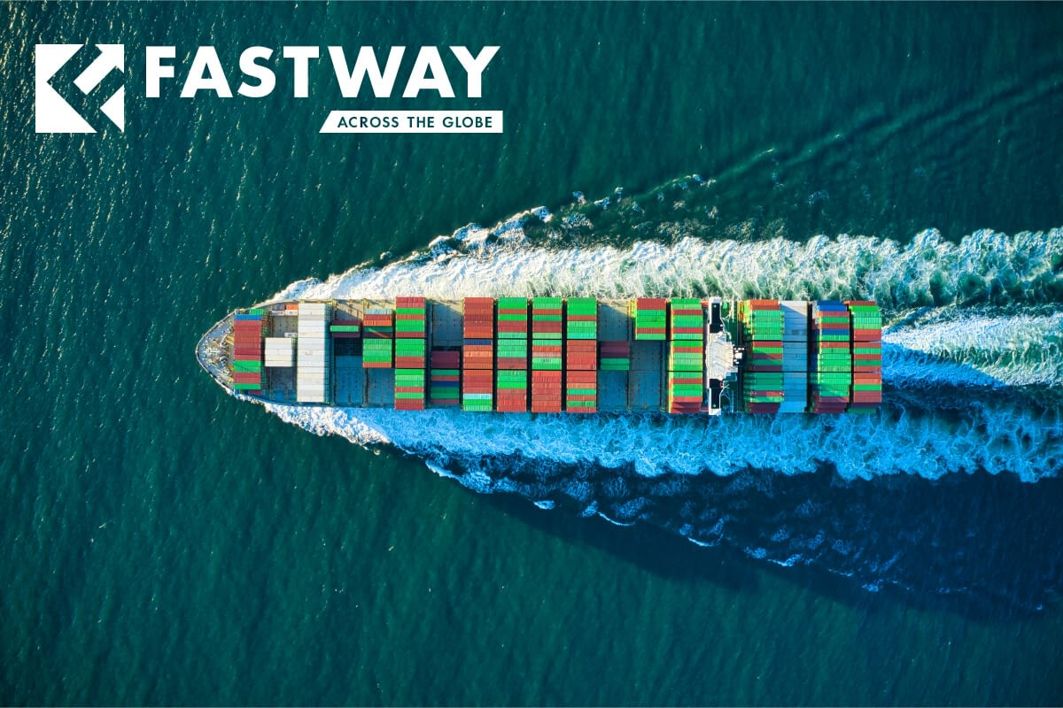 Fastway Brand Identity Design Thumbnail