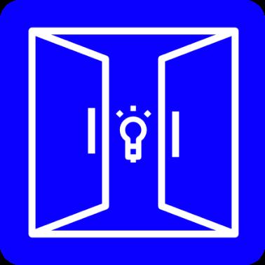 TRG Logo (Blue - Icon)