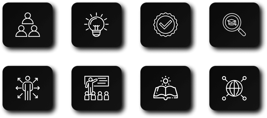 The Research Gate Iconography