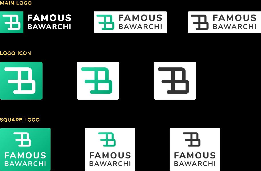Famous Bawarchi Logo