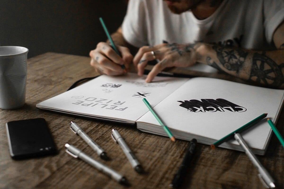 Brainstorming & Sketching